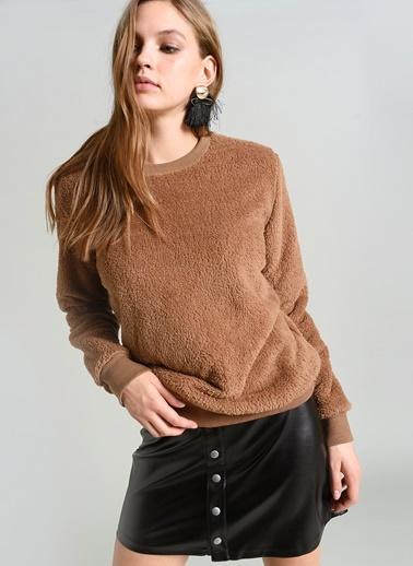 Peluş Sweatshirt-Agenda